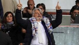 Serie A Sampdoria, Ferrero: «Giampaolo ha detto che resta»