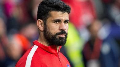 «Atletico Madrid, caso Diego Costa: si reca al centro sportivo ma non si allena»