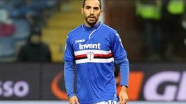 Serie A Sampdoria, personalizzato in piscina per Sau e Tonelli