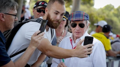 F1, Jackie Stewart: «Non sappiamo se Hamilton è il più forte»