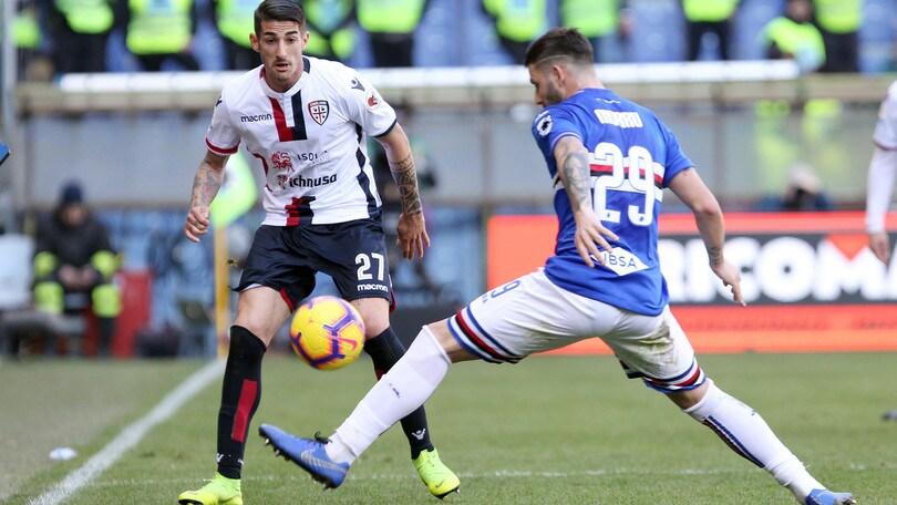 Serie A Cagliari, Deiola ha lavorato in gruppo