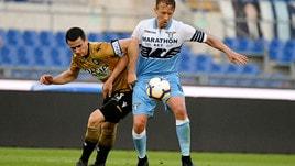 Lazio, una giornata di stop a Lucas Leiva