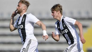 Serie C, la Juventus U23 espugna Gozzano: Zanimacchia e Bunino firmano il 2-1