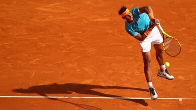 Tennis, Montecarlo: Nadal inarrestabile, batte Dimitrov e vola ai quarti di finale