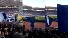 «Questa banana è per Bakayoko»: cori razzisti durante Lazio-Udinese