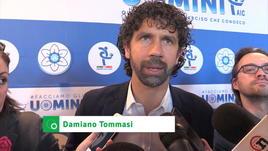 Tommasi e lo scambio delle maglie: