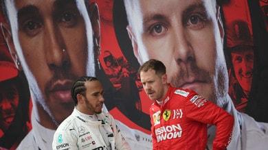 F1 Ferrari, Vettel: «Dobbiamo tirare fuori tutto il potenziale»