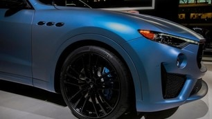 Maserati Levante One of One: gli scatti da New York