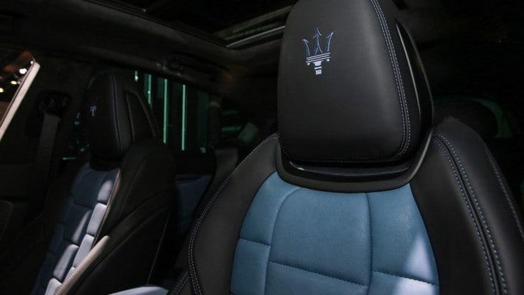 Maserati Levante One Of One Gli Scatti Da New York