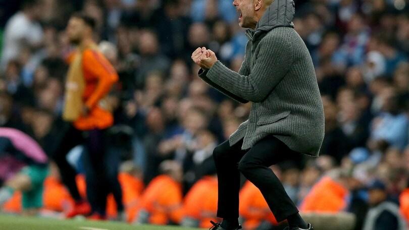 Premier League, City-Tottenham: riscatto Guardiola a 1,37
