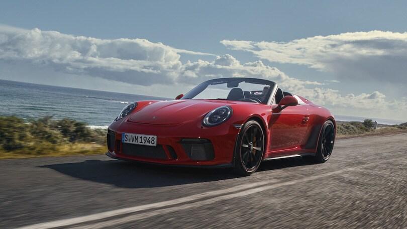 Porsche 911 Speedster Heritage, fase finale