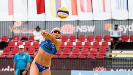 Beach Volley: due coppie azzurre al 4 stelle di Xiamen