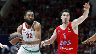 Basket, Eurolega: Cska alle final four, Barcellona rimanda tutto a gara 5