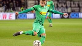 «Il Borussia Dortmund in vantaggio su Inter e Roma per Thorgan Hazard»