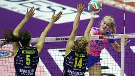 Volley: A1 Femminile, Monza-Conegliano, domani parte la sfida
