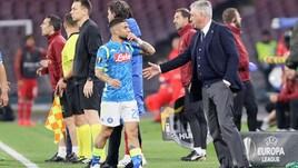 Il padre di Insigne: «Mai inveito contro Ancelotti. Lorenzo è felice qui»