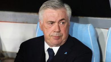 Napoli, Ancelotti: «La partita è durata trenta minuti»
