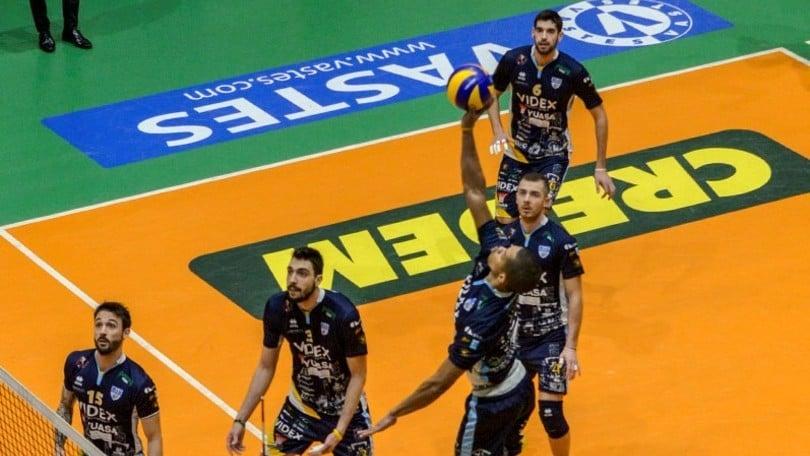 Volley: A2 Maschile, Grottazzolina vince, Leverano retrocede