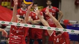 Volley: A2 Maschile, Play Off Promozione, Bergamo e Piacenza vincono Gara 1
