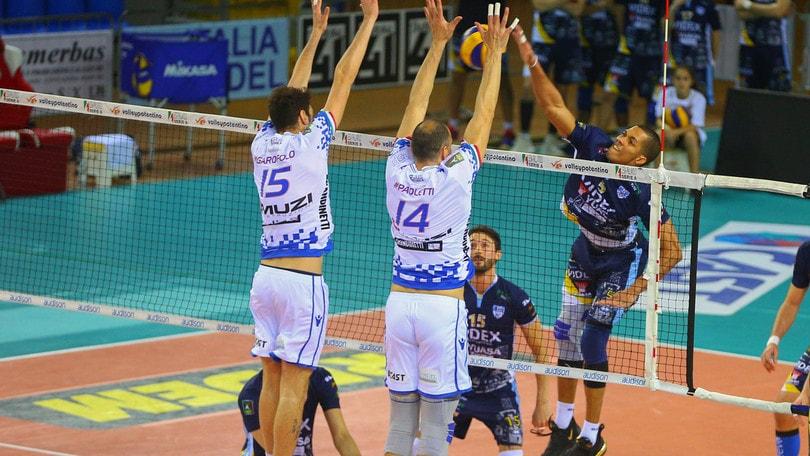 Volley: A2 Maschile, Play Off A2, Livorno espugna Ortona
