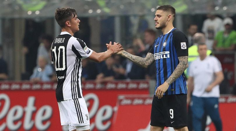 Juve Inter Scambio Dybala Icardi Ma Per Ora Paulo Non Ci Sta Corriere Dello Sport