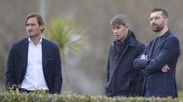 Roma, due visioni per il futuro: c'è il nodo Totti