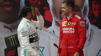 F1 Ferrari, Vettel: «Non ho nessuna intenzione di smettere»