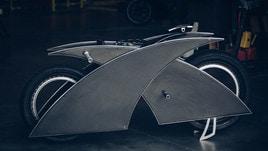 Racer-X, la nuova elettrica special di Mark Atkinson