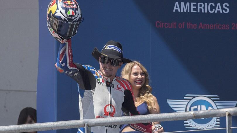 MotoGp Pramac, Miller: «Il mio obiettivo è la Ducati ufficiale»