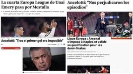 Napoli fuori dall'Europa League, la reazione della stampa estera