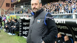Serie A Sampdoria, Giampaolo: «Con la Lazio sarà da dentro o fuori»