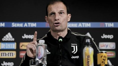 Allegri: «Ronaldo-Juventus non vuol dire Champions sicura»