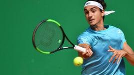 Tennis, Montecarlo: Sonego si ferma ai quarti