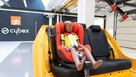 Cybex, in Baviera un centro crash test per la sicurezza dei bambini