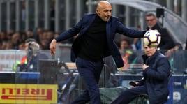 Inter, Spalletti: «Totti, Zaniolo e la Roma: vi dico tutto»