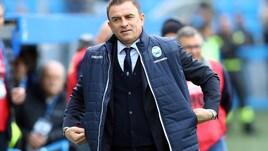 Serie A Spal, Semplici: «I ragazzi non sono appagati dopo la vittoria con la Juve»
