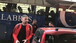Roma, in treno a Milano