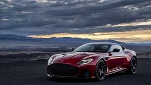 Aston Martin DBS Superleggera, la GT da sogno: LE FOTO
