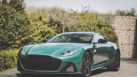Aston Martin DBS 59, la serie limitata in 24 esemplari