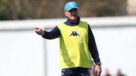 Serie A Empoli, Andreazzoli: «Ce la metteremo tutta»