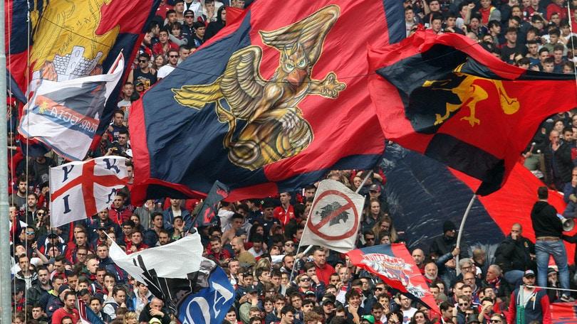 Serie A Genoa, sciopero della tifoseria contro Preziosi