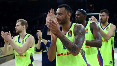 Basket, Eurolega: Barcellona pareggia i conti. Tutto facile per il Real col Panathinaikos