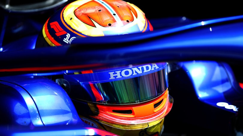 F1 Toro Rosso, Albon: «In costante miglioramento»