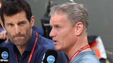 F1, Gp Vietnam: un test drive con Coulthard