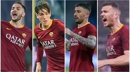 Inter-Roma, la probabile formazione di Ranieri