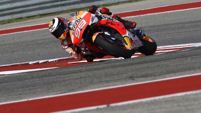 MotoGp Honda, Lorenzo: «Solo sfortuna»