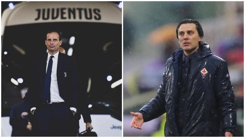 Diretta Juventus-Fiorentina ore 18: formazioni ufficiali e come vederla in tv