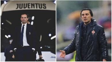 Diretta Juventus-Fiorentina ore 18: come vederla in tv e probabili formazioni
