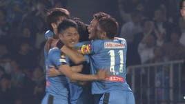 Giappone, Hiroyouki Abe segna il gol dell'anno