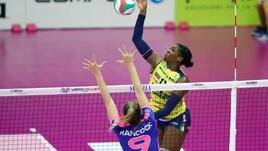 Volley: A1 Femminile, Gara 1 di Semifinale, Conegliano travolgente a Monza